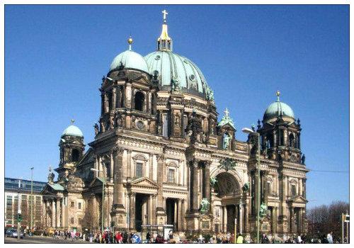 Берлин в апреле