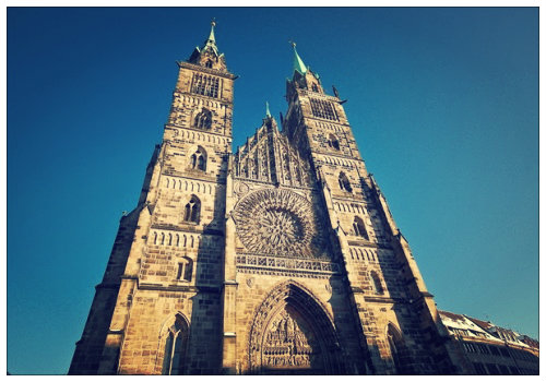 Нюрнбергская церковь Святого Лаврентия