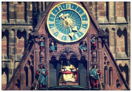 Часы Männleinlaufen