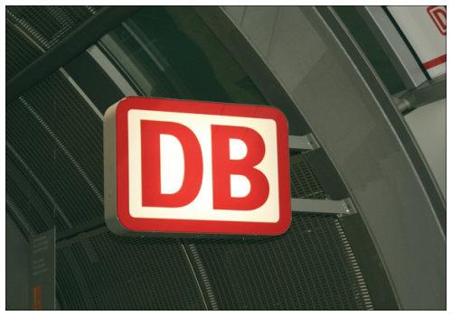 Немецкие железные дороги Deutshe Bahn