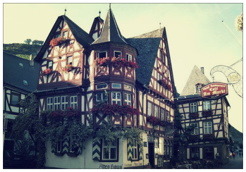 Дома и архитектура Нюрнберга
