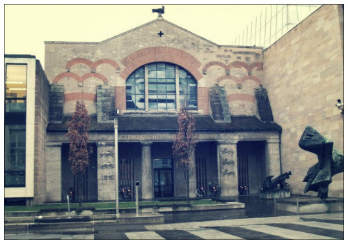 Нюрнбергский германский национальный музей