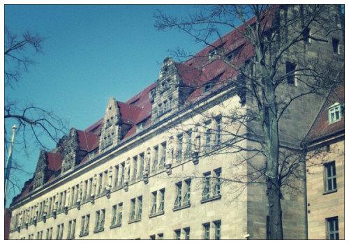 Музей военного трибунала в Нюрнберге