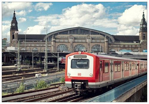 Поезд из Любека