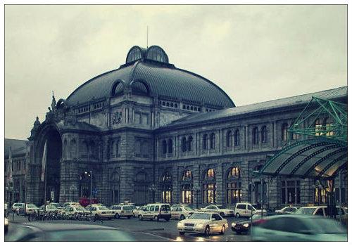 Путешествие из Мюнхена в Нюрнберг