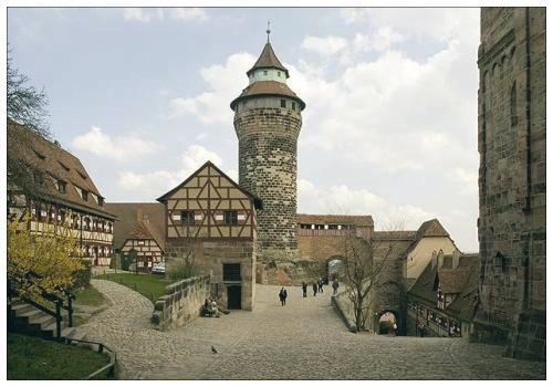 Императорский замок Кайзенбург