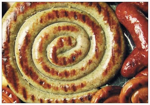 Баварские сосиски