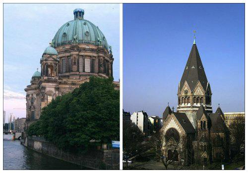 Путешествие из Берлина в Гамбург