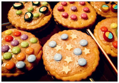 Берлинские пирожные
