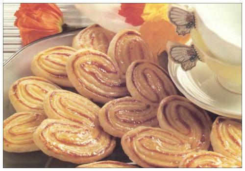 Печенье-ушки