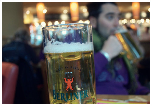 Берлинское пиво