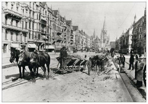 Начало строительства метрополитена