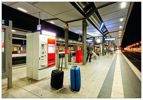 Автоматы U-Bahn
