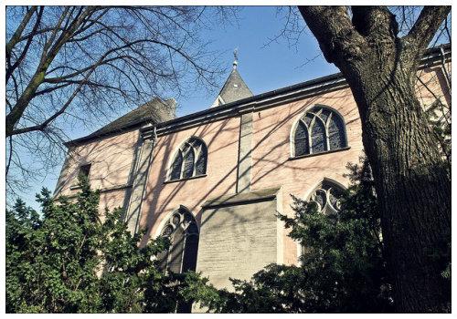 Церковь St. Maria Lyskirchen