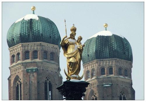 Колонная Девы Марии