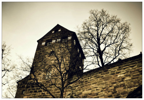 Нюрнбергская крепость