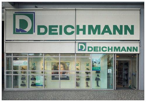 Обувной супермаркет Deichmann