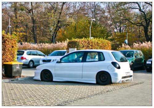Стоянка для автомобилей