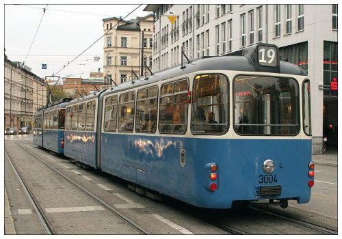 Мюнхенский трамвай