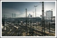 ЖД вокзал Мюнхена