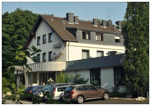 Hotel Spiegel — по-домашнему уютно и не дорого.
