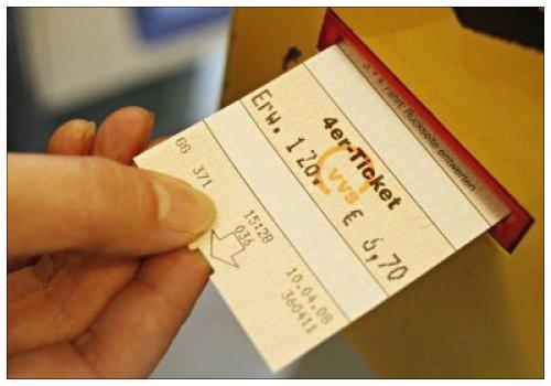 4er Ticket