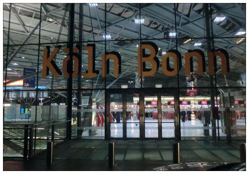 Аэропорт Кёльна-Бонна