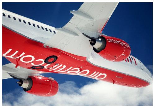 «Airberlin» самолет