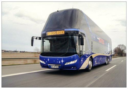 Автобус до Бонна