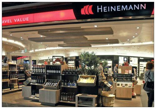 Магазин Heinemann