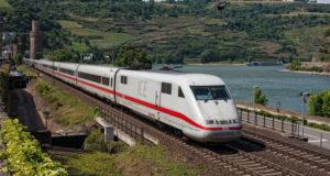 Билеты на поезда в Германии купить онлайн.