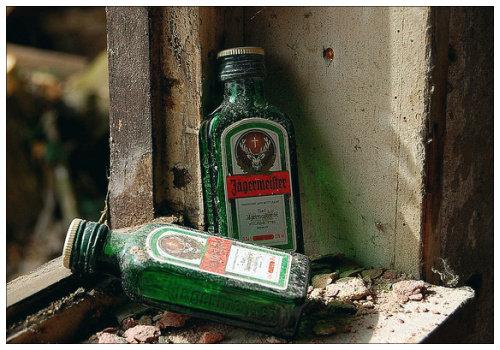 Бутылка Егермейстера