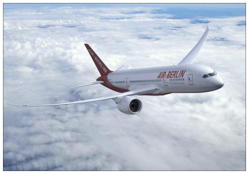 Самолет до Германии.