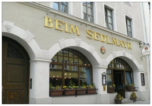 Beim Sedlmayr