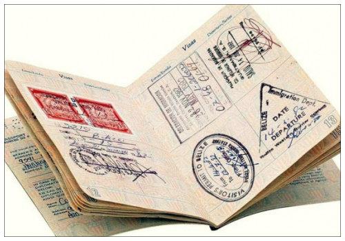 Национальная виза.