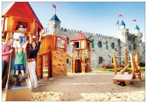 Отель Legoland Feriendorf