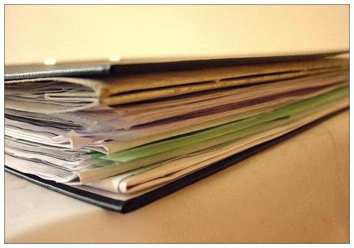 Папка документов
