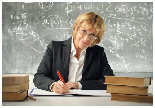 Немецкие преподаватели также получают приличный доход.