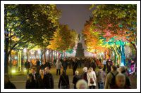 Берлин в октябре