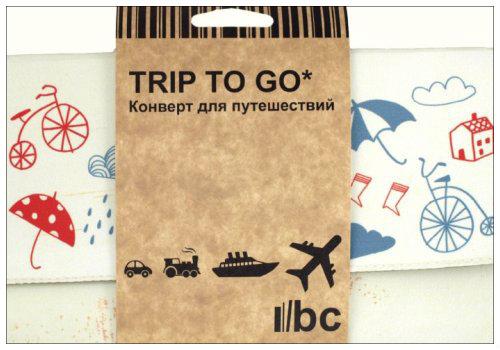 Конверт путешественника.