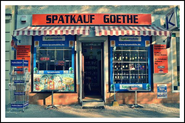 Что купить в берлинских магазина?