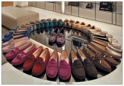 Обувь Tod`s