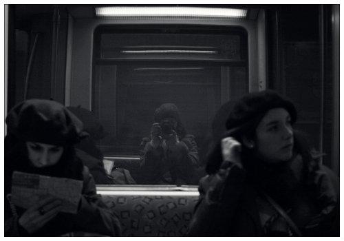 Фото в подземке