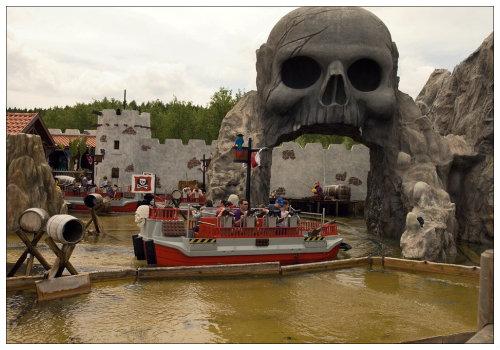 Пиратская бухта.