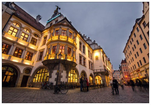 Улица в Мюнхене
