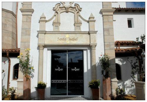 Гостиница Santa Isabel