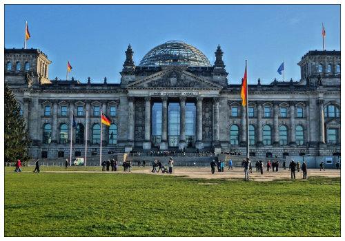 Парламент в Германии
