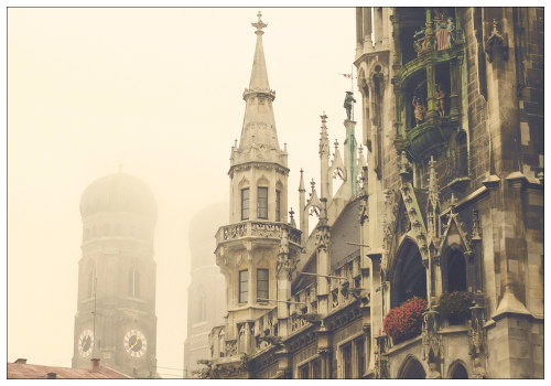 Башни в тумане