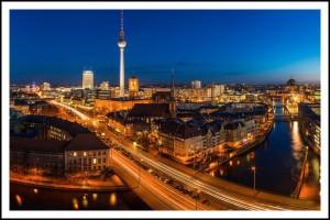 Как провести поездку в Берлин в августе