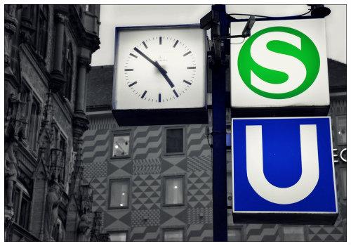 Знаки метрополитена